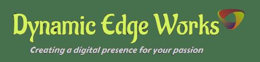 Dynamic Edge Works mobius logo